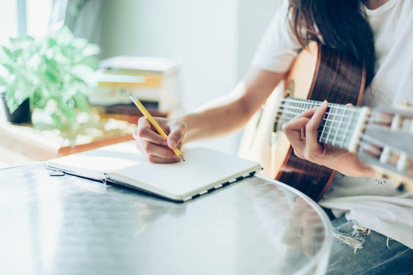 Here Are Some Steps You Can Follow To Start Writing Music