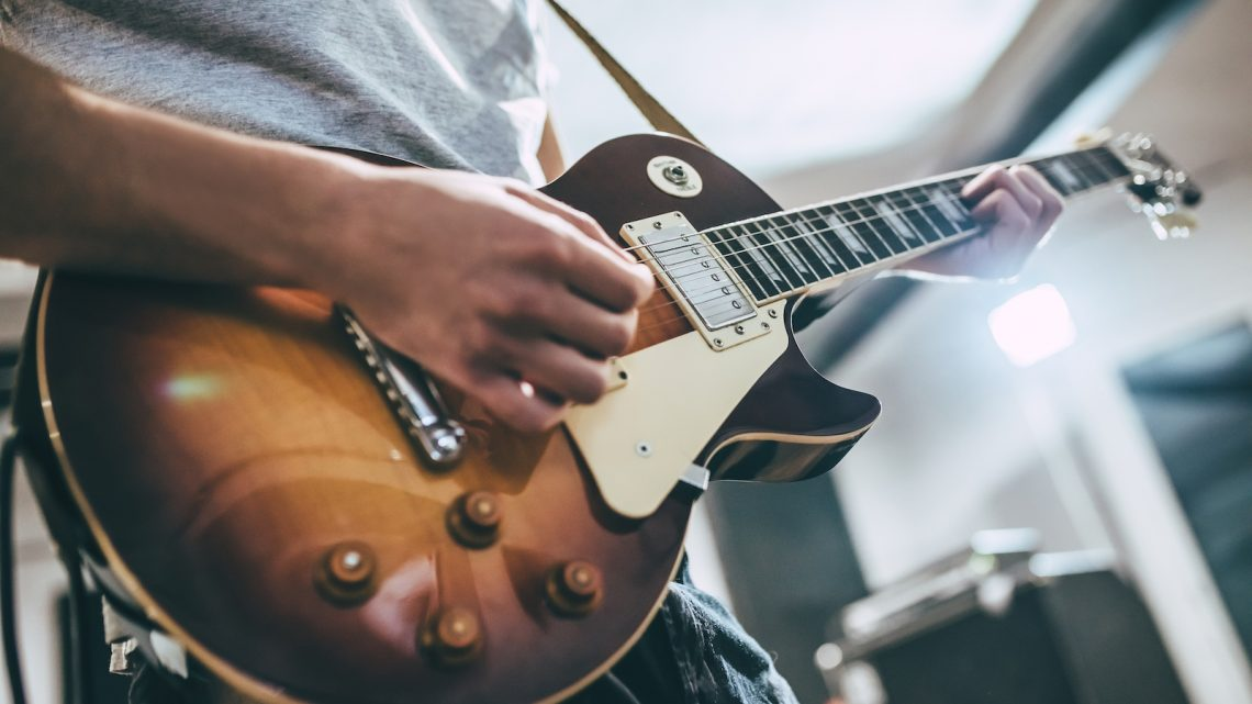 Why should you learn how to play electric guitar?